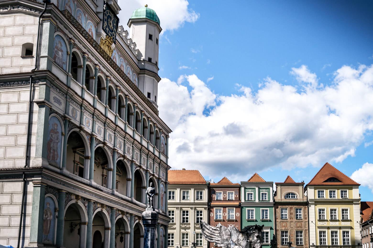 Poznan Renaissance Town Hall