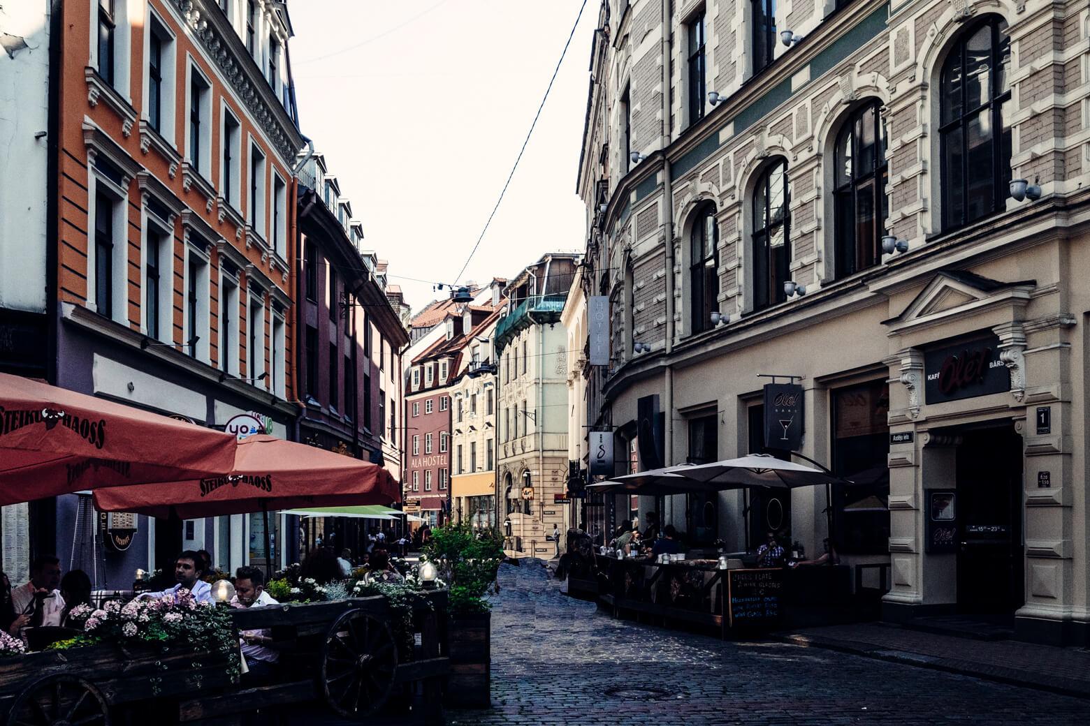 Riga Latvia Christmas