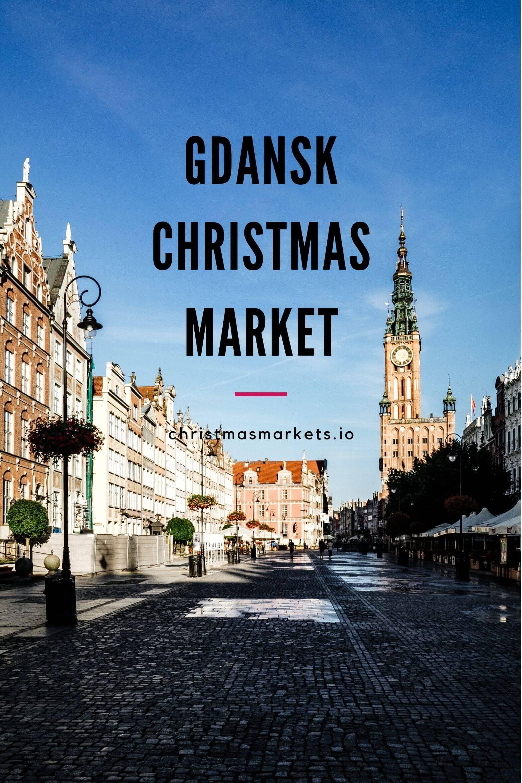 Gdansk Christmas Market