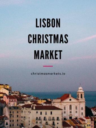 Lisbon Christmas Market