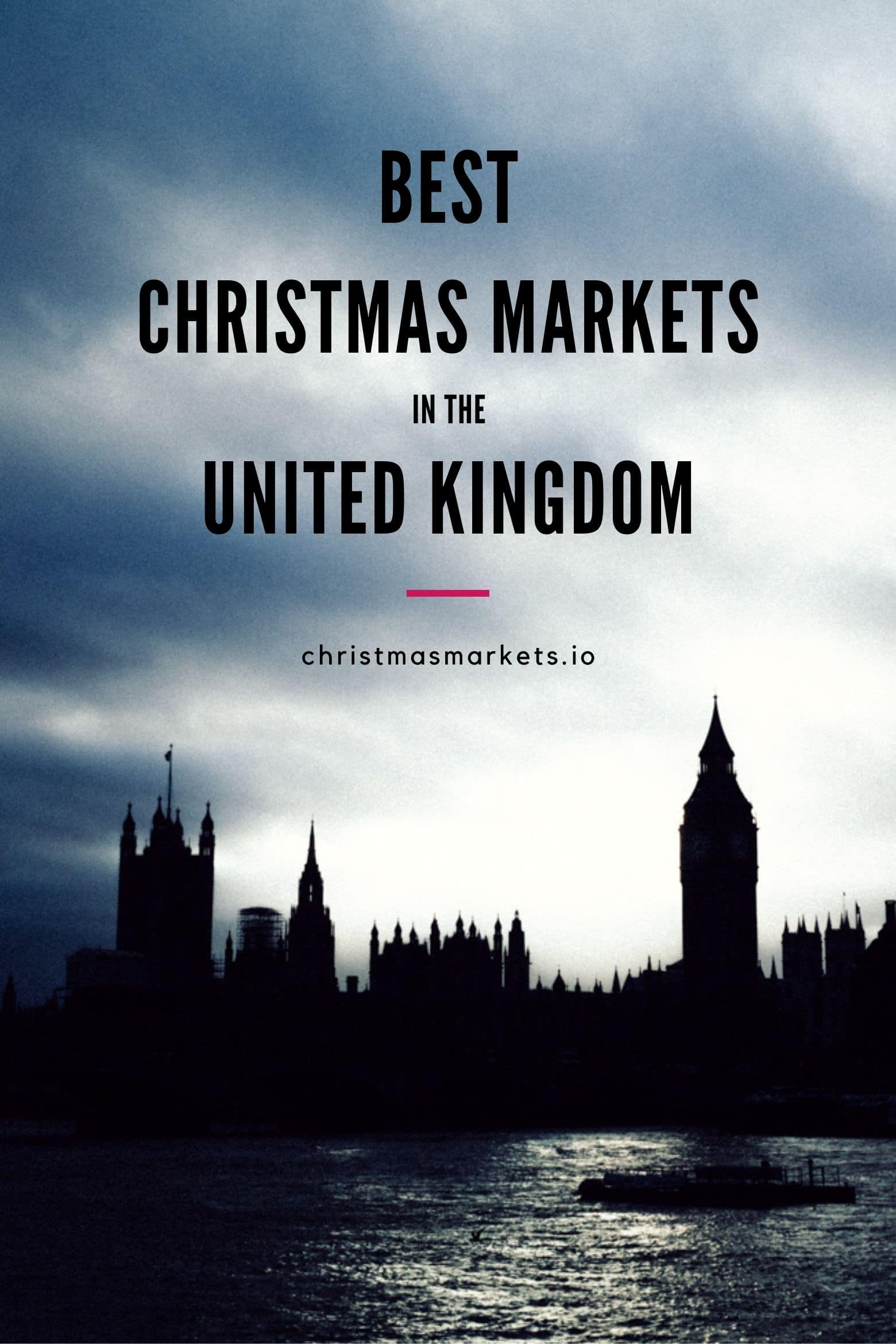 Christmas Markets in the United Kingdom