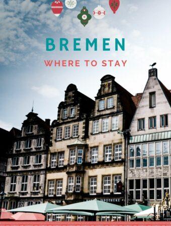 Hanseatic buildings in Bremen Market Square