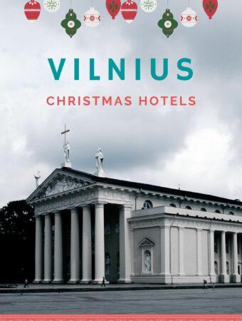 Vilnius Cathedral in winter